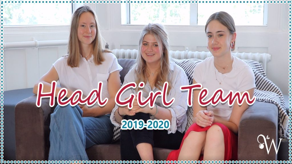Head Girl Team
