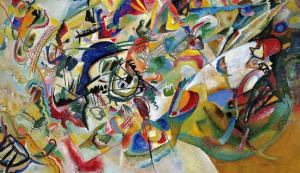 Kandinsky 'Composition, VII'