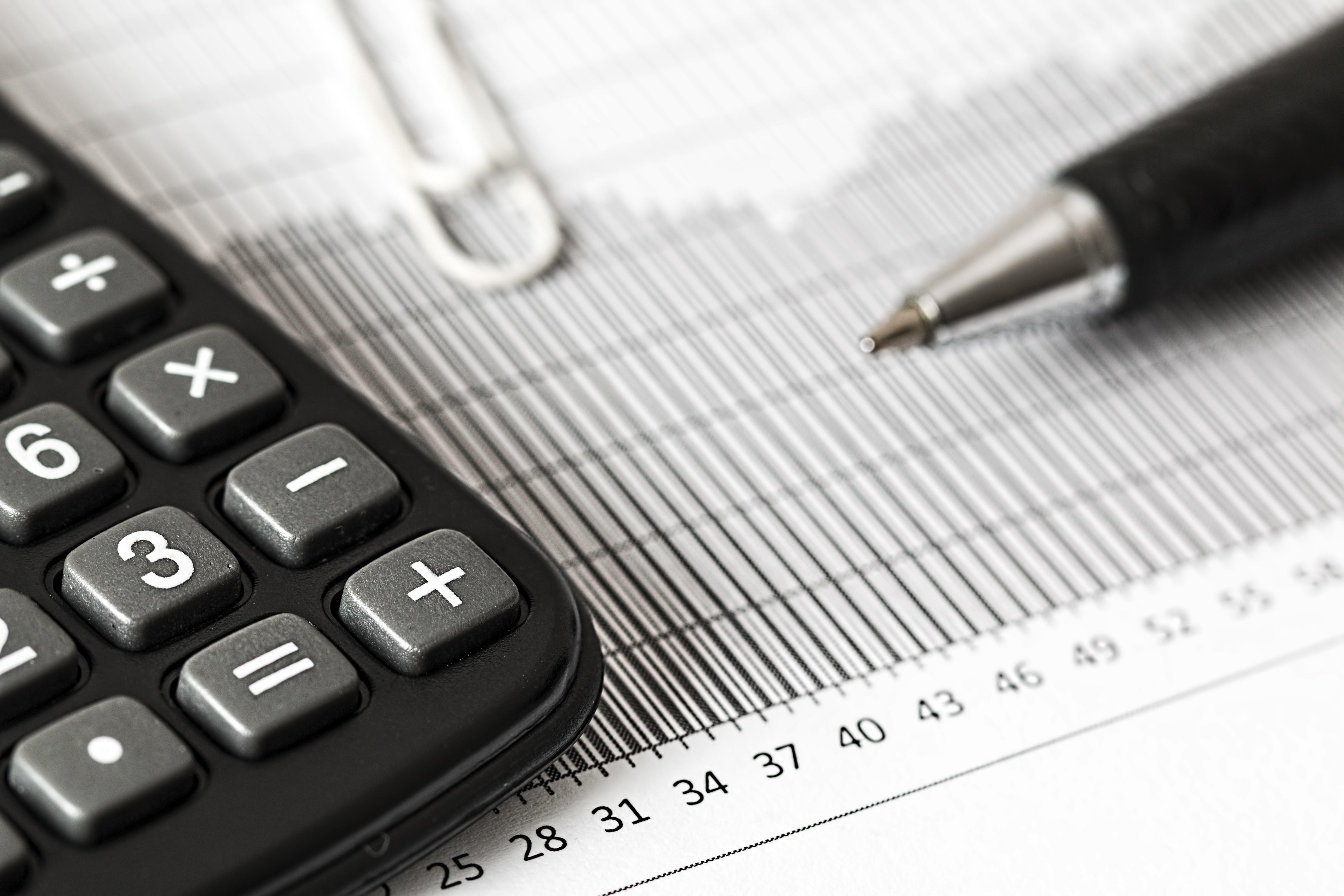 Calculator and pen economics